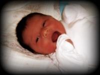 My first grandbaby Avery Harper
