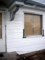 Front Right of door