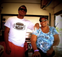 Brown Shuga Soul food Yvonne and Daniel