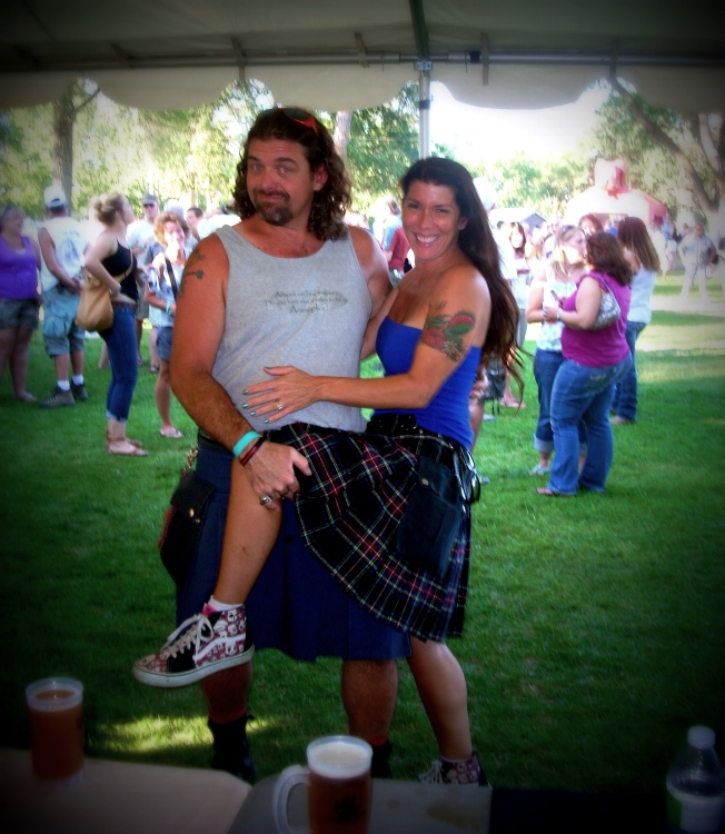 Kilt Couple