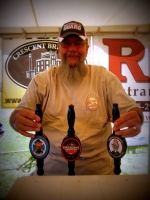 Rick and Crescent Beer Taps